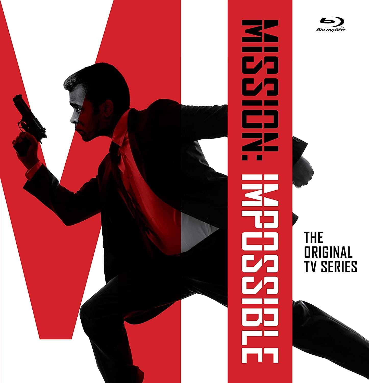 Mission Impossible Original Series Bluray
