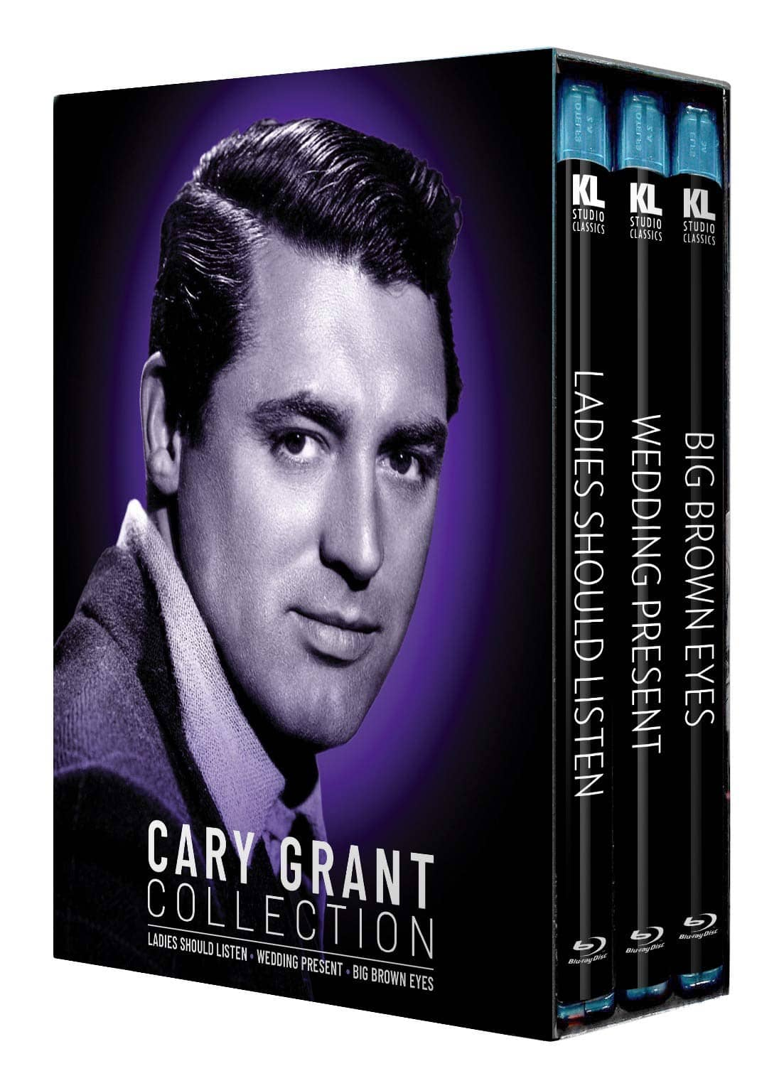 Carry Grant Collection Bluray