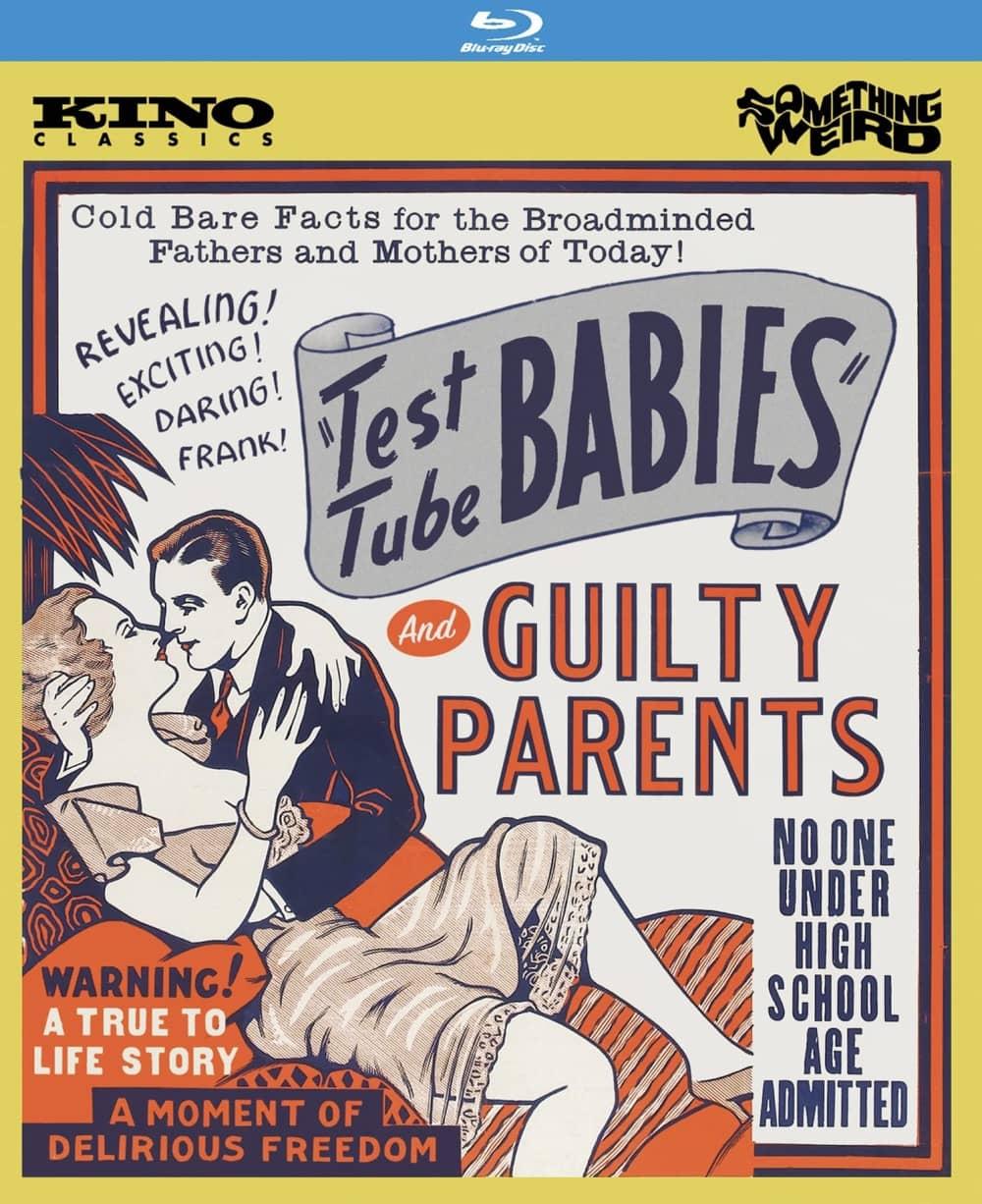 TEST TUBE BABIES GUILTY PARENTS blueband