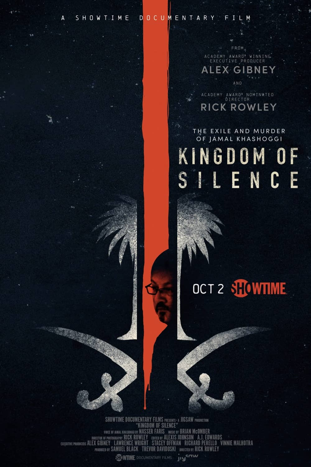 KINGDOM OF SILENCE Poster Key Art
