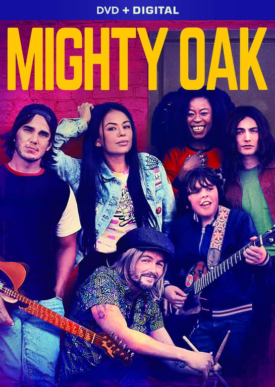 Mighty Oak DVD Cover