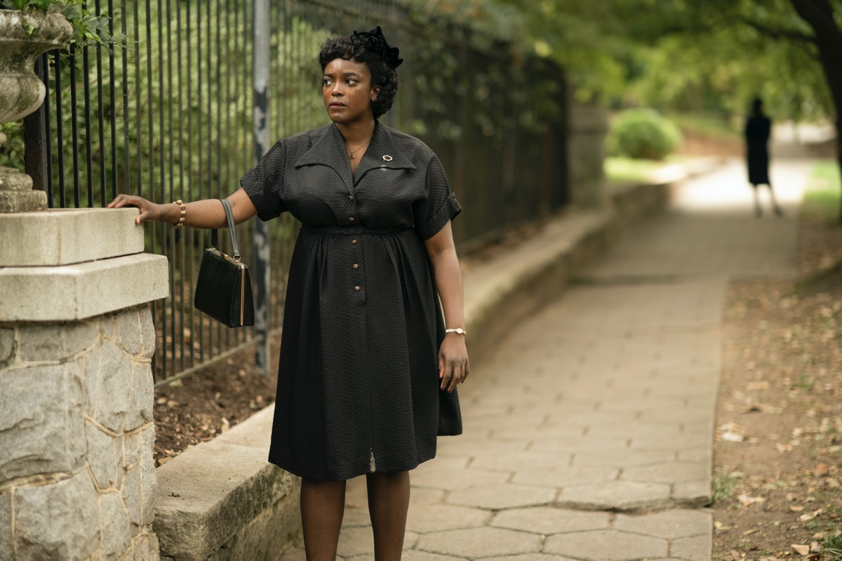 Wunmi Mosaku LOVECRAFT COUNTRY Season 1 – Episode 8 Photograph by Eli Joshua Ade/HBO