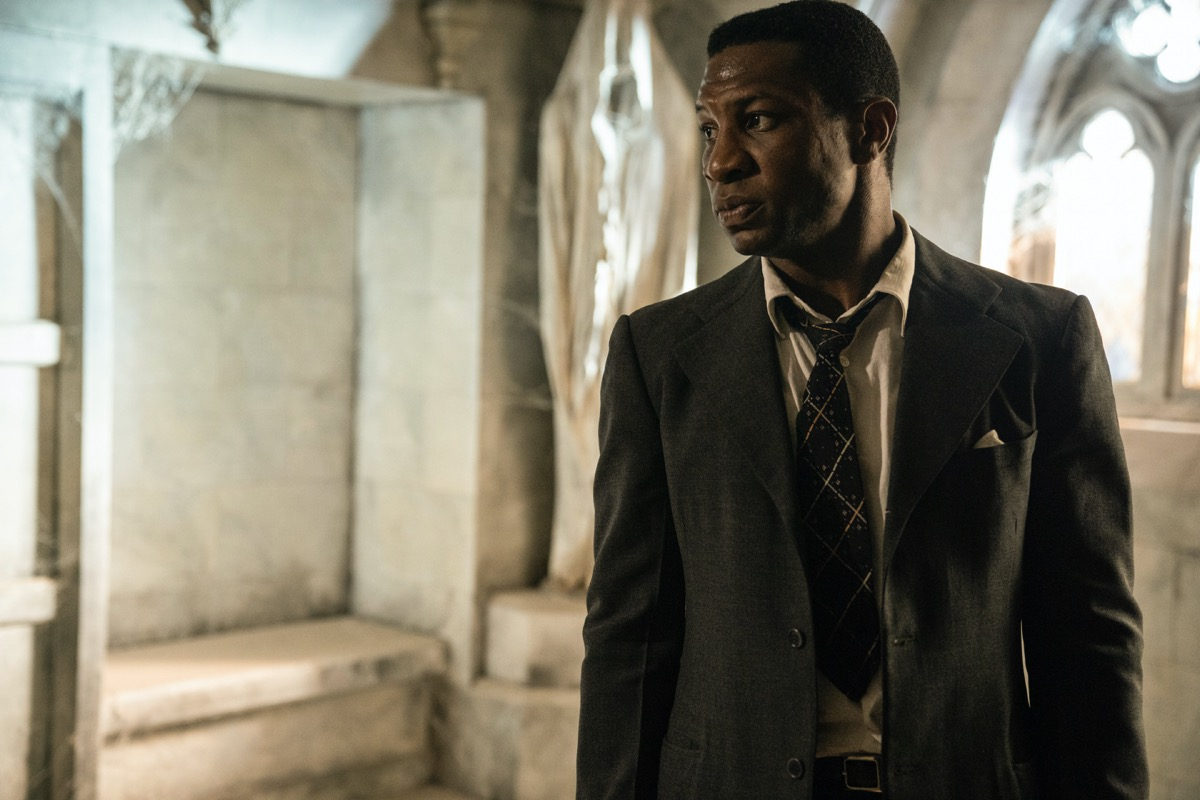 Jonathan Majors LOVECRAFT COUNTRY Season 1 – Episode 8 Photograph by Eli Joshua Ade/HBO