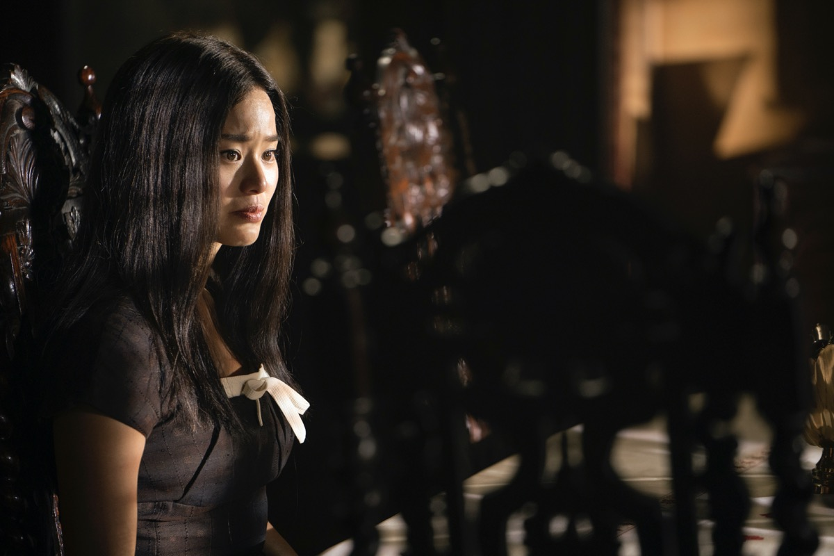 Jamie Chung LOVECRAFT COUNTRY Season 1 – Episode 8 Photograph by Eli Joshua Ade/HBO