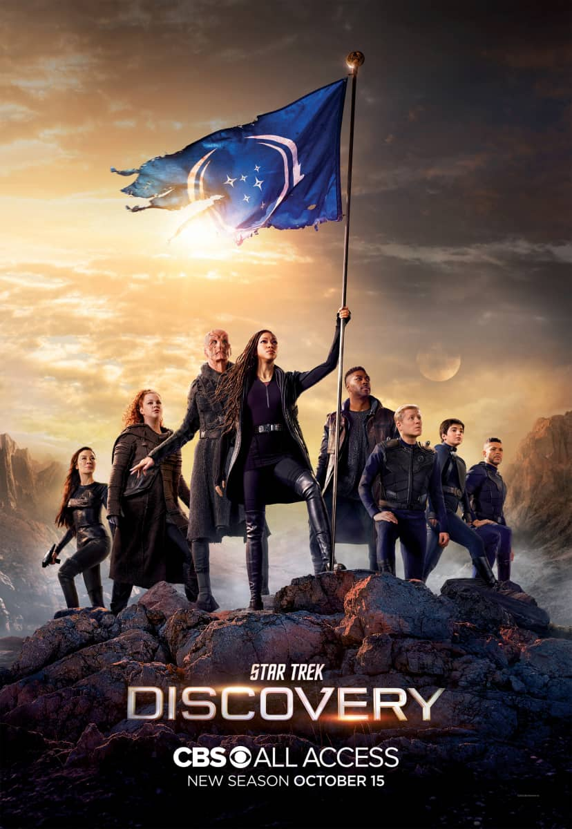 Star Trek Discovery Season 3 Poster Key Art