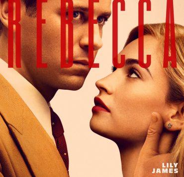 Rebecca Poster Netflix Armie Hammer Lily James