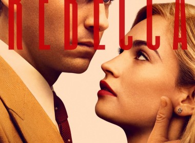 Rebecca Poster Netflix Armie Hammer Lily James