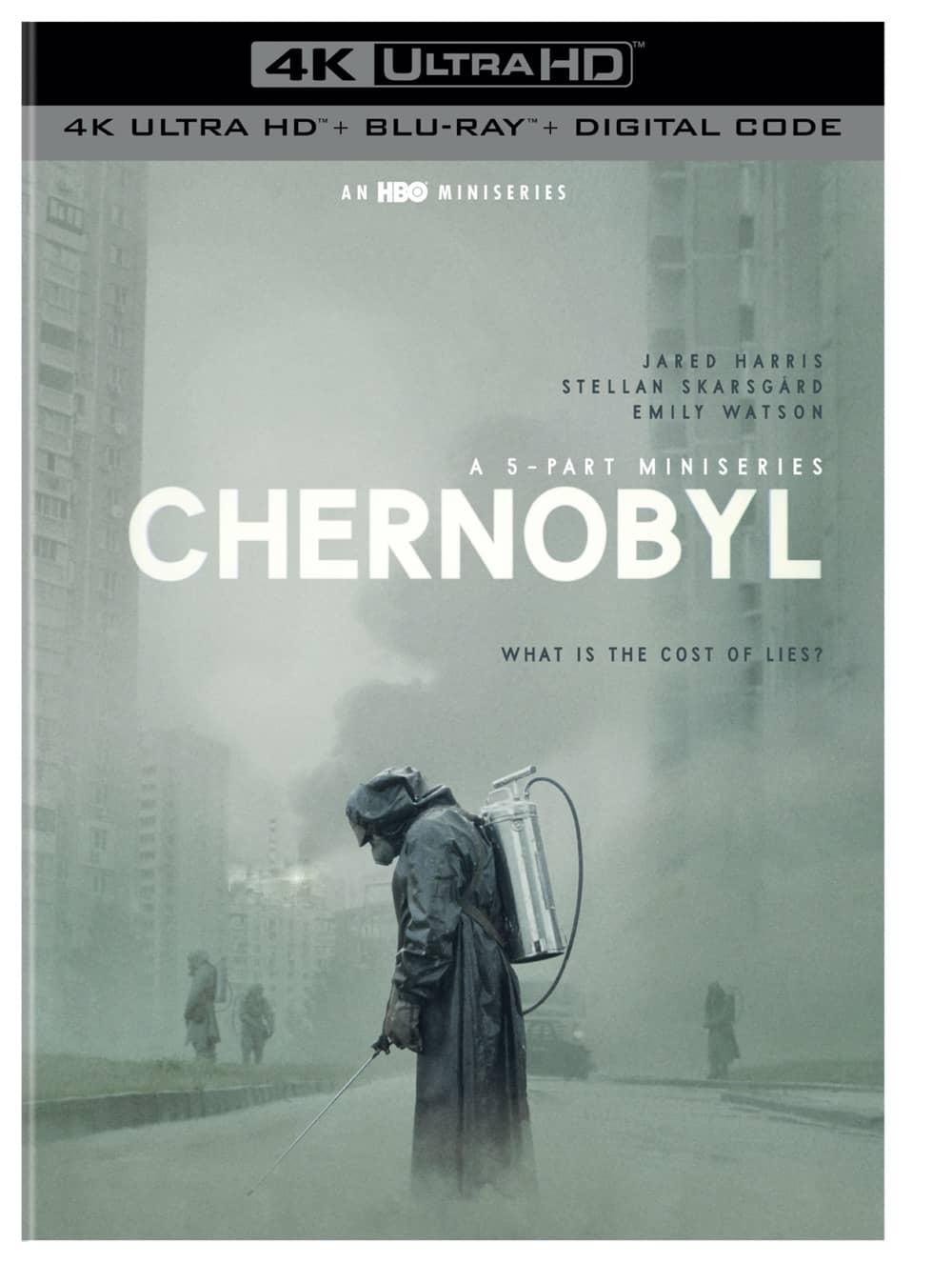 Chernobyl 4K UHD2