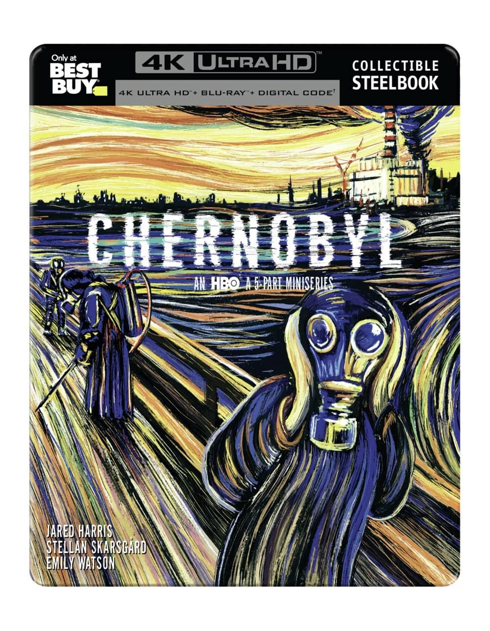CHERNOBYL 4K UHD BBY Steelbook 2
