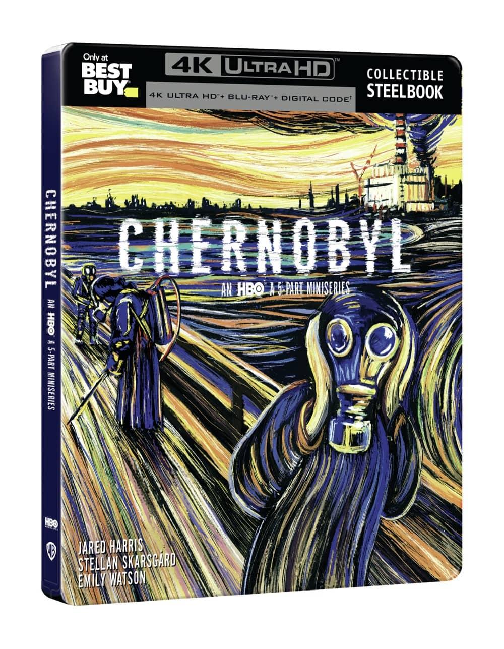 CHERNOBYL 4K UHD BBY Steelbook 1