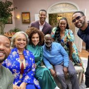 Fresh Prince Reunion Cast