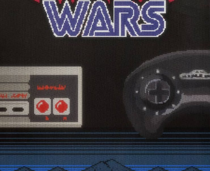 Console Wars Poster