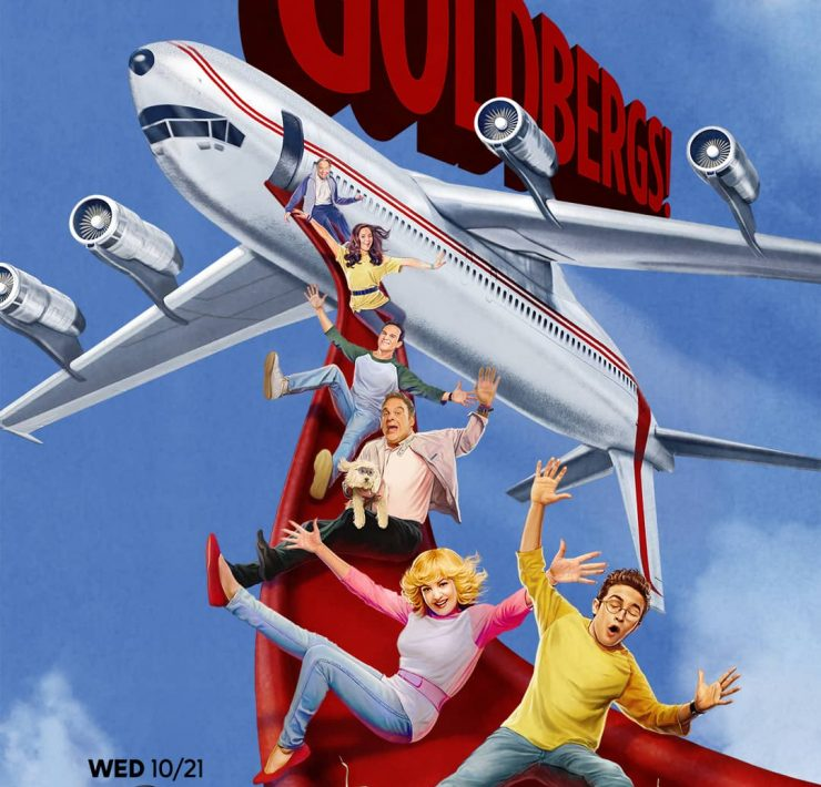 THE GOLDBERGS Season 8 Poster Key Art