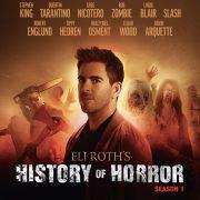 ELI ROTH'S HISTORY OF HORROR Season 1 Bluray