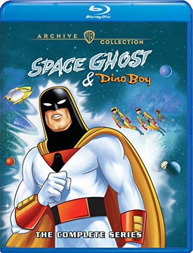 SPACE GHOST And DINO BOY THE COMPLETE SERIES Blu ray