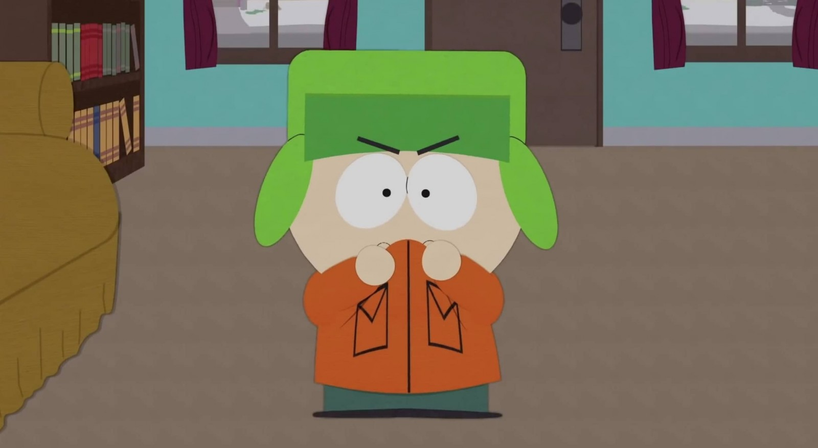 South Park Covid Kenny
