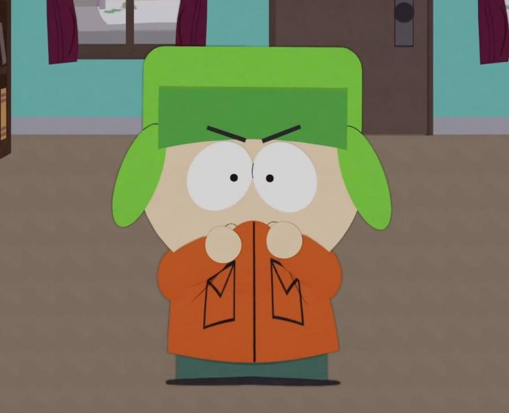 South Park Covid Kenny