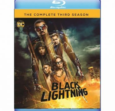 Black Lightning Season 3 Bluray