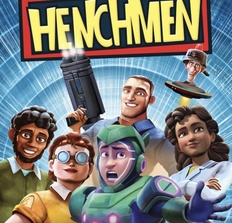 Henchmen Movie Poster