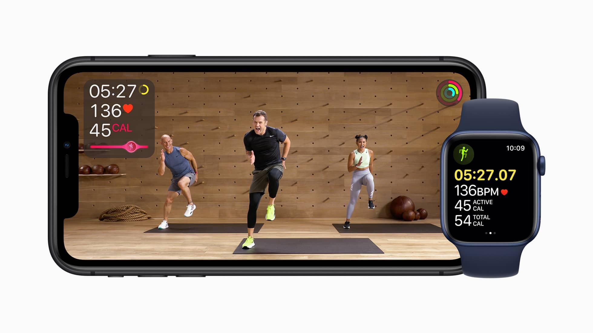 apple apple one apple fitness 09152020