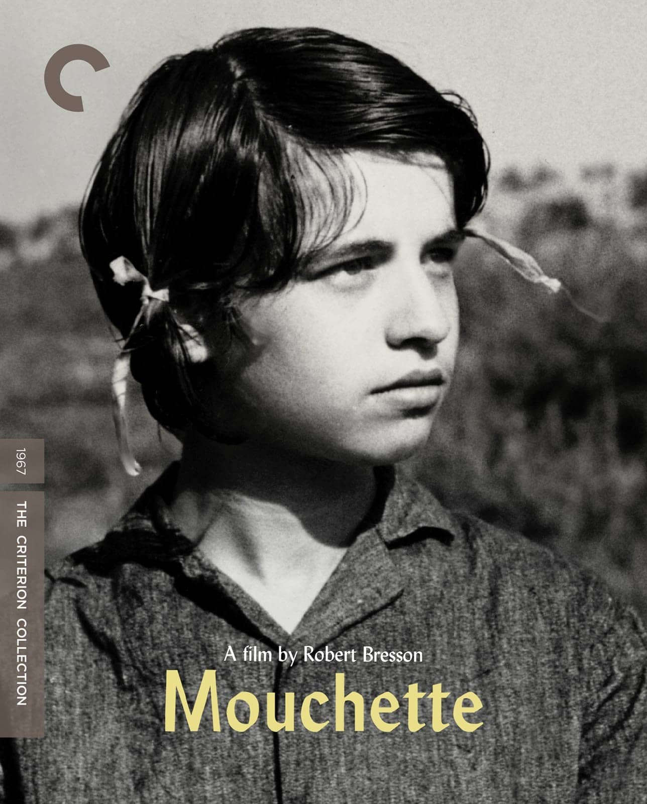 Mouchette The Criterion Collection Bluray Cover
