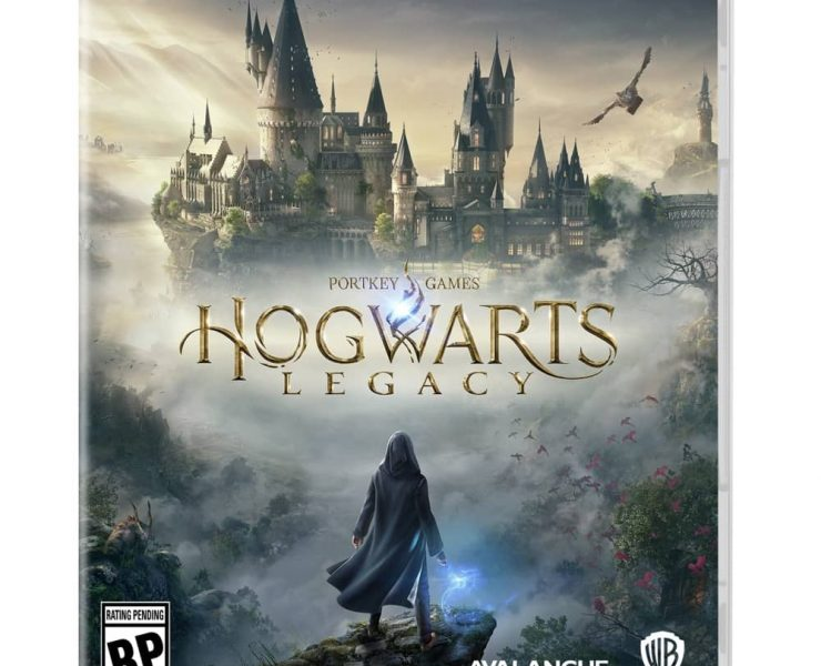 Hogwarts Legacy Packshot 2D