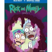 Rick And Morty Season 4 Bluray