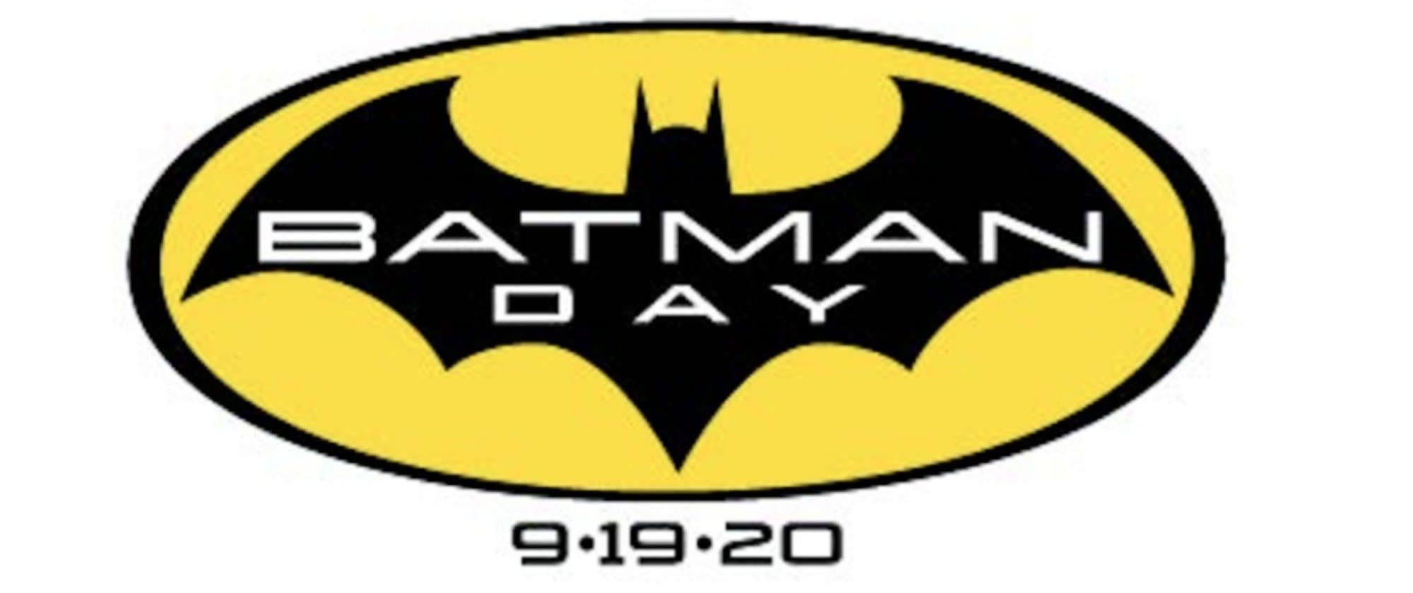 Batman Day Logo 2020