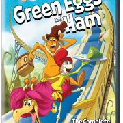 Green Eggs and Ham DVD Cover