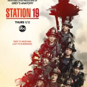 STATION 19 Season 4 Poster Key Art