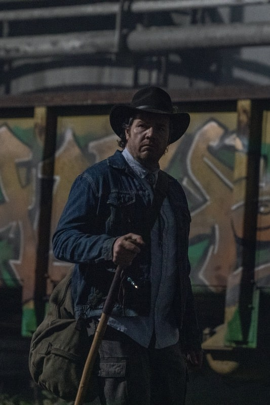 Josh McDermitt as Dr. Eugene Porter - The Walking Dead _ Season 10, Episode 16 - Photo Credit: Jackson Lee Davis/AMC