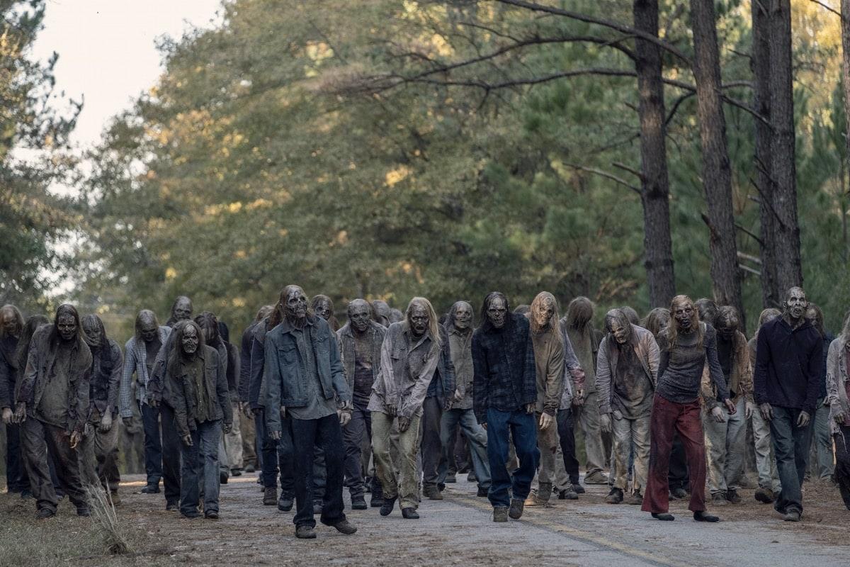 The Walking Dead _ Season 10, Episode 16 - Photo Credit: Mark Hill/AMC