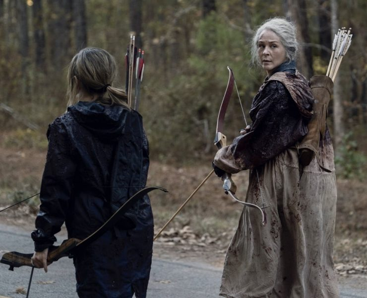 Melissa McBride as Carol Peletier - The Walking Dead _ Season 10, Episode 16 - Photo Credit: Mark Hill/AMC