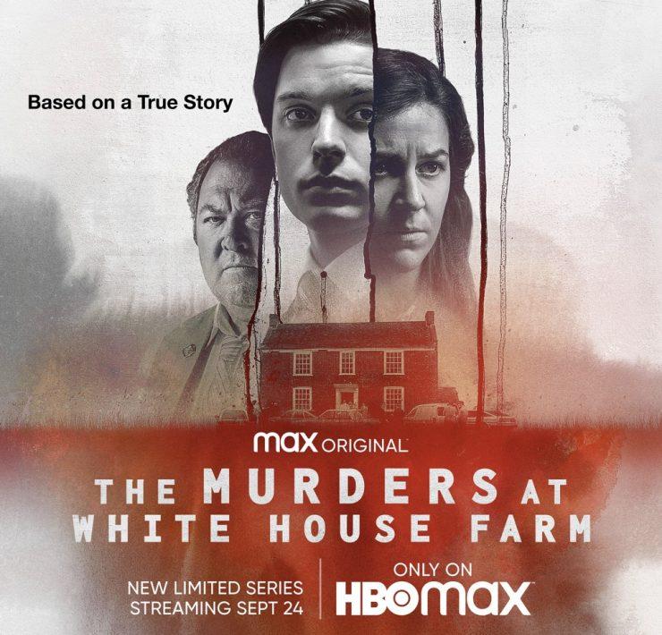 The Murders at White House Farm Poster Key Art