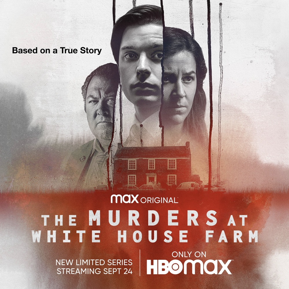 The Murders at White House Farm Poster Key Art