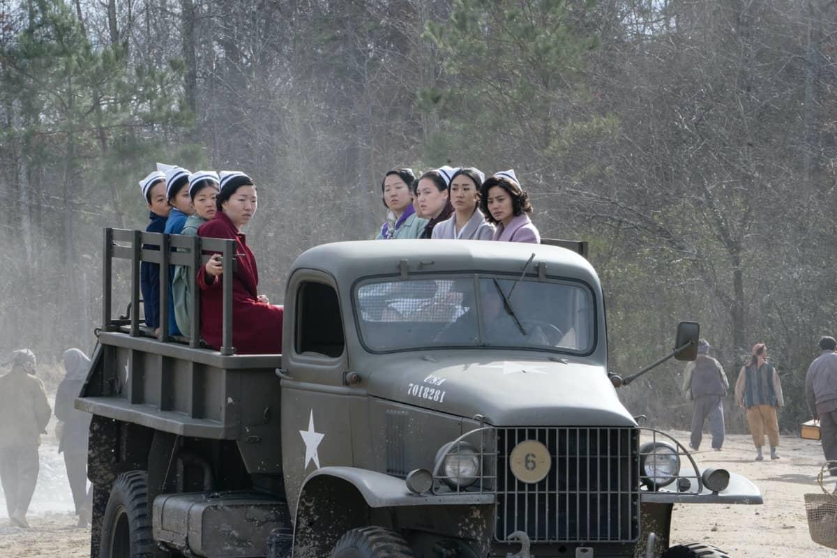 Jamie Chung Lovecraft Country Season 1 - Episode 6 Photograph by Eli Joshua Ade/HBO