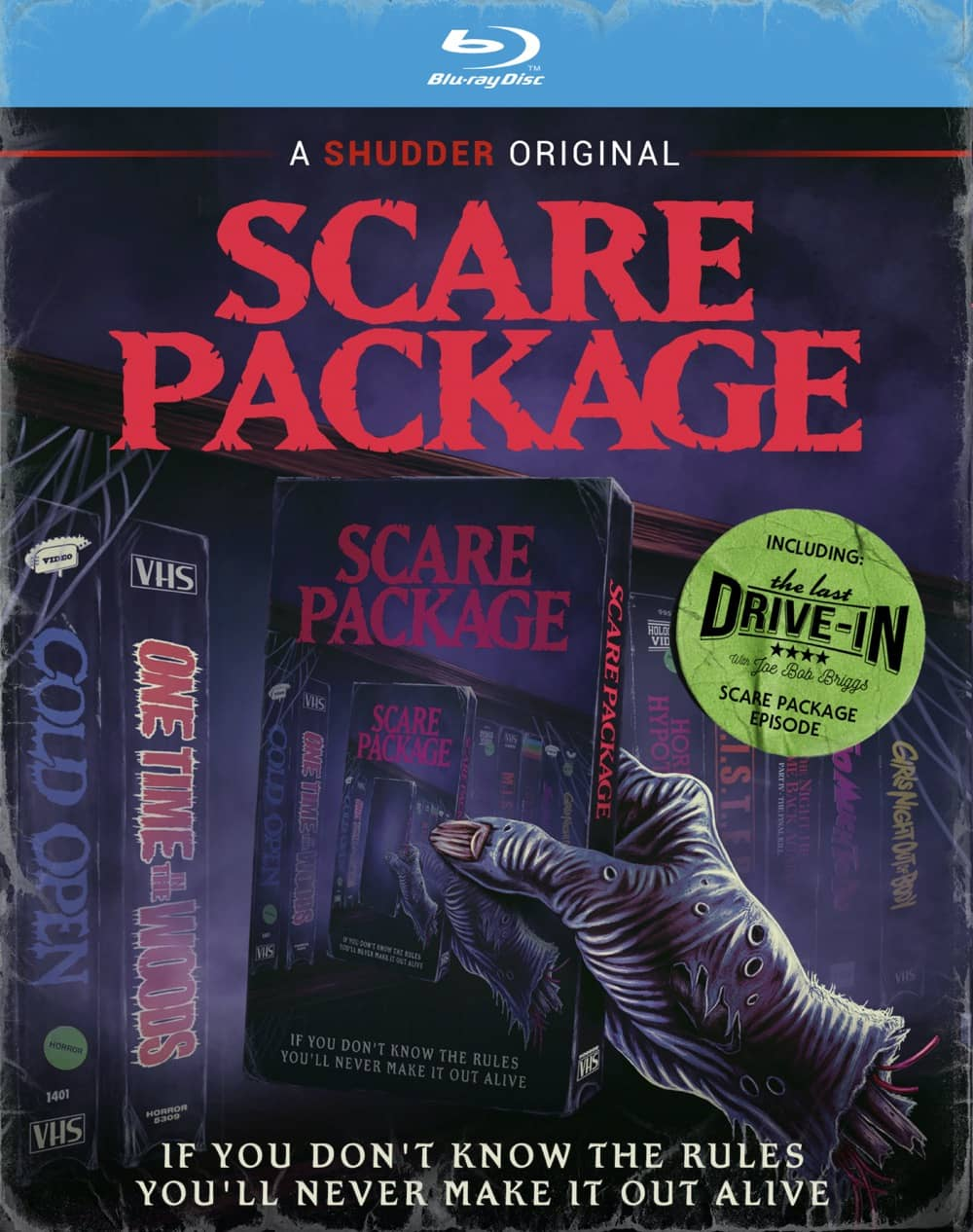 Scare Package Blu-ray