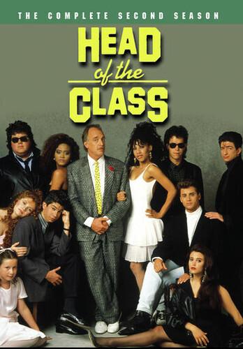 Head Of The Class Season 2 DVD