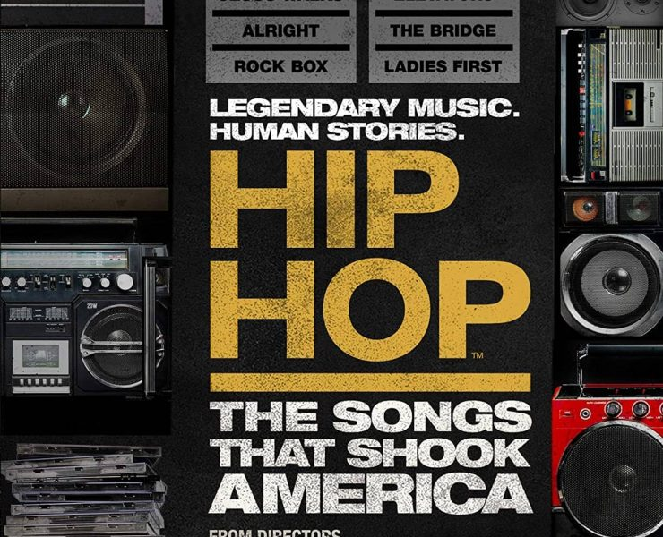 Hip Hop The Songs That Shook America Bluray