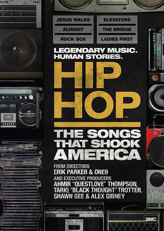 Hip Hop The Songs That Shook America DVD
