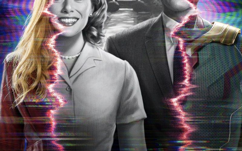 WANDAVISION Poster Key Art