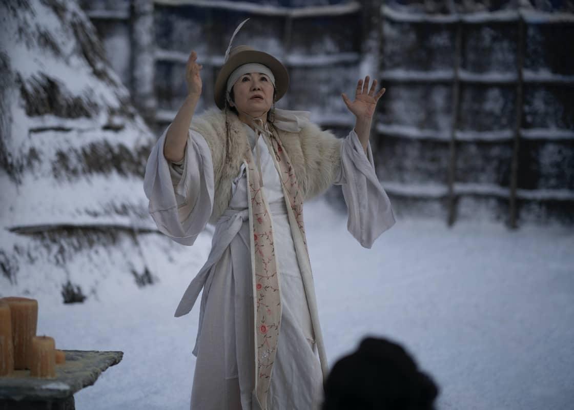 Alexis Rhee Lovecraft Country Season 1 - Episode 6 Photograph by Eli Joshua Ade/HBO