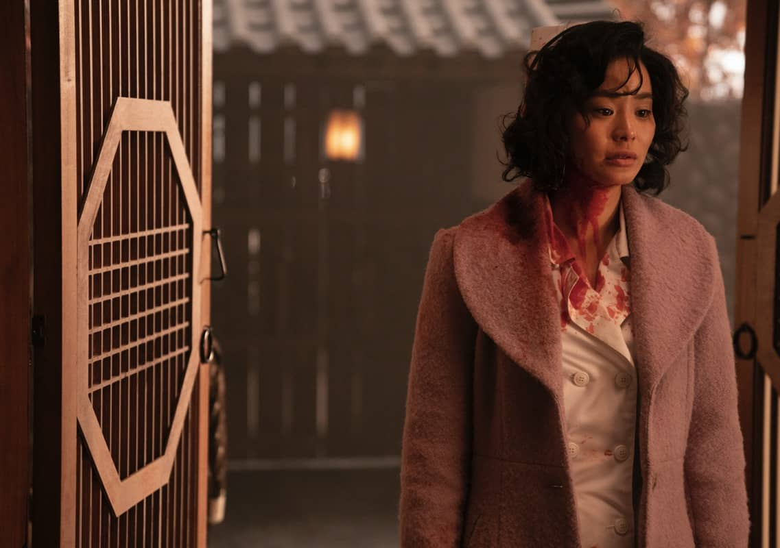 Jamie Chung Lovecraft Country Season 1 - Episode 6 Photograph by Eli Joshua Ade/HBO