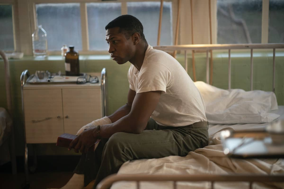 Jonathan Majors Lovecraft Country Season 1 - Episode 6 Photograph by Eli Joshua Ade/HBO
