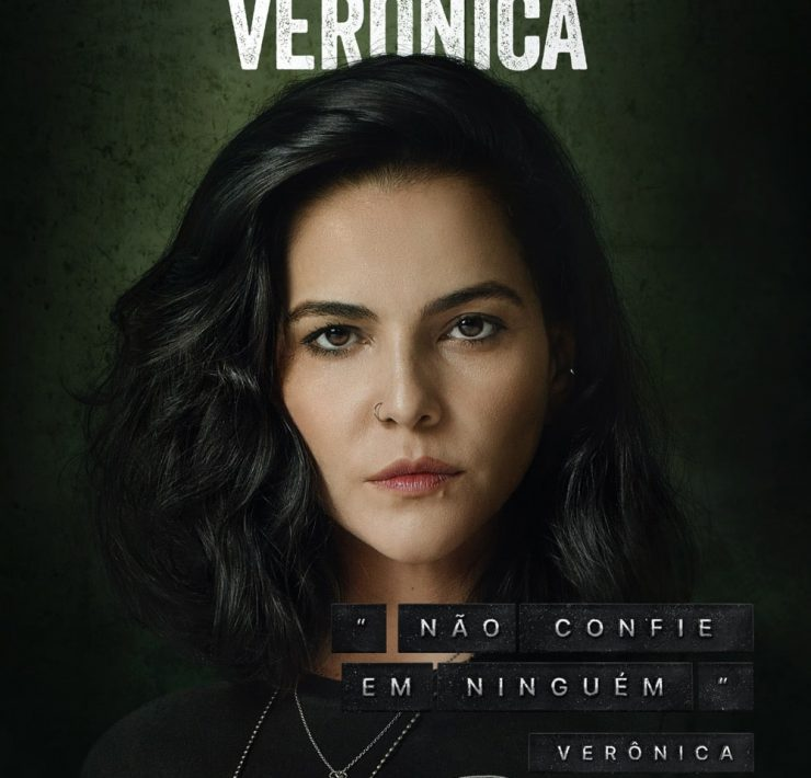 Good Morning Veronica Netflix Poster Key Art