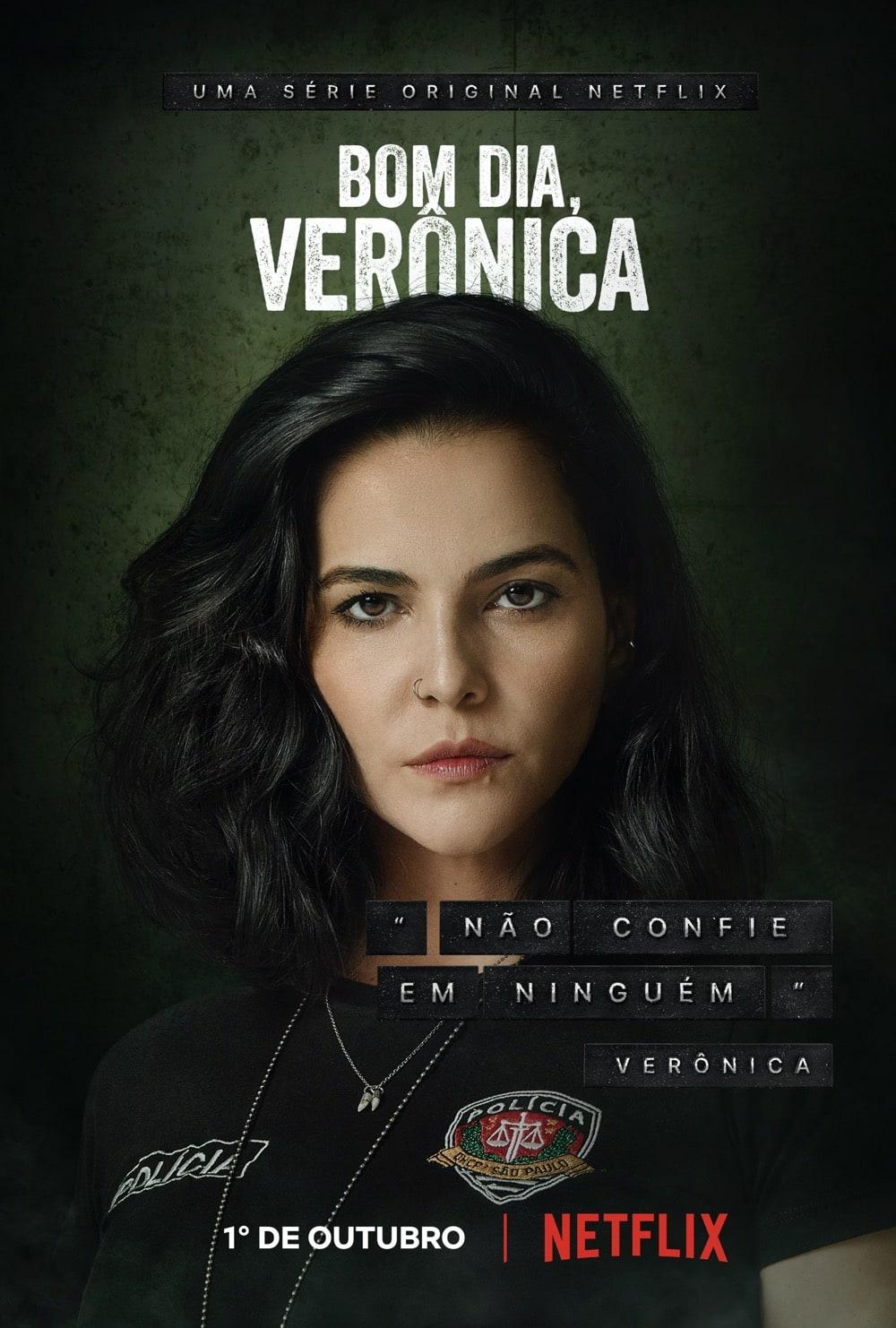 Good Morning Veronica Netflix Poster Key Art
