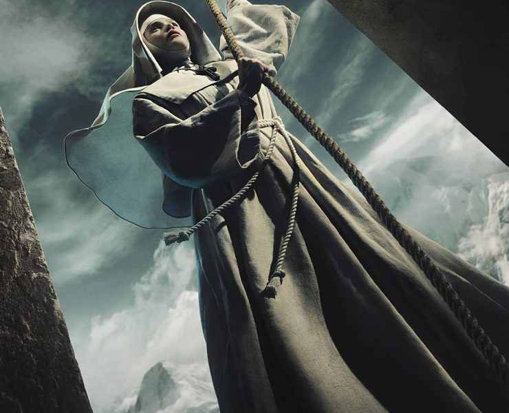 Black Narcissus Poster Key Art