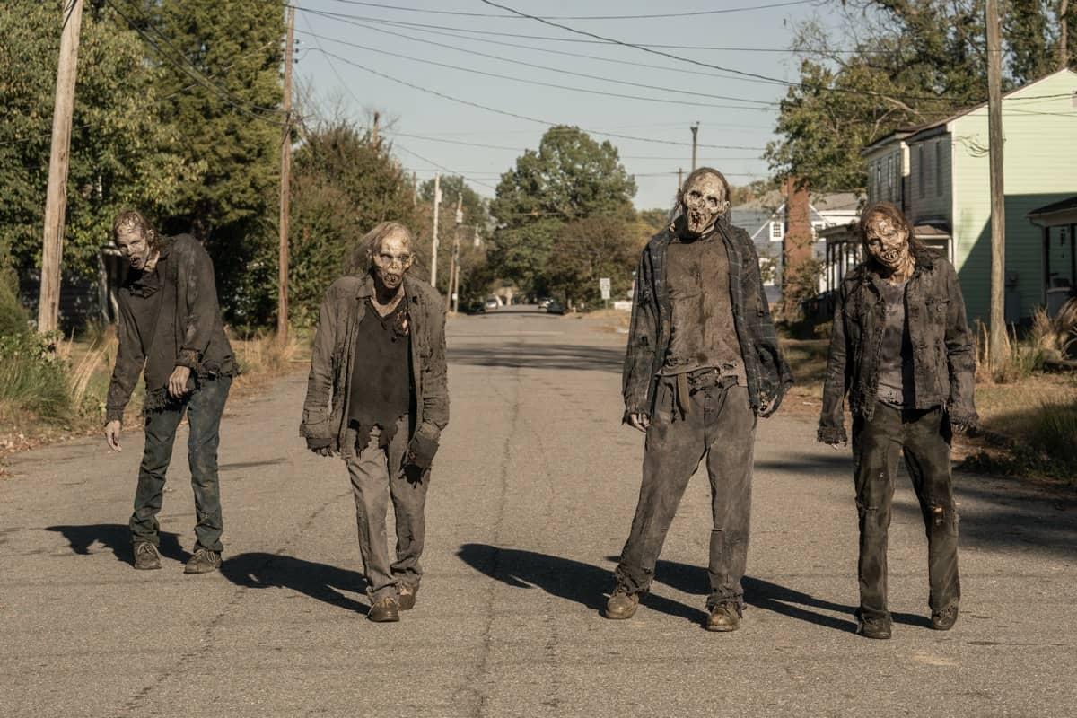 The Walking Dead: World Beyond _ Season 1, Episode 1 - Photo Credit: Zach Dilgard/AMC