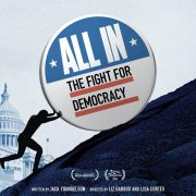 All In The Fight for Democracy Poster Key Art
