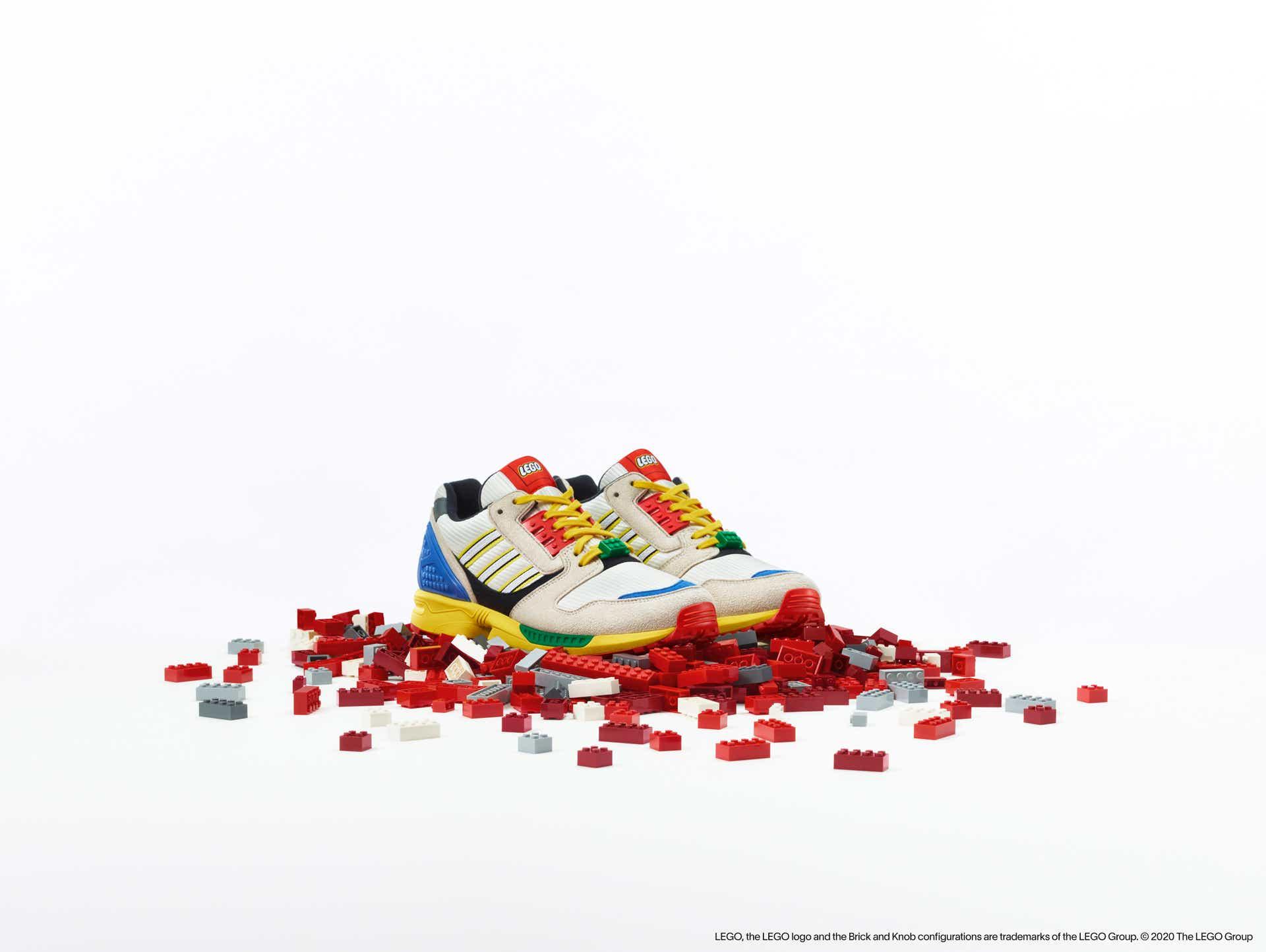 LEGO adidas ZX8000 4